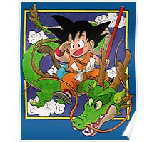 Dragon Ball Volume 1 cover Poster