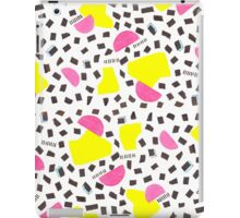 Party Shapes iPad Case/Skin
