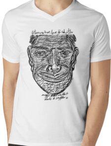 DABNOTU_IF_THERE_WAS_MORE_GEGL_1 Mens V-Neck T-Shirt