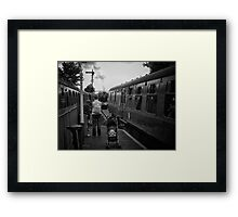 Rejected for toys of yesterday Framed Print