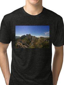 Fortress (Forteresse) Tri-blend T-Shirt