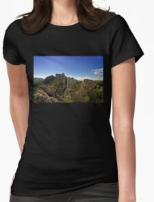 Fortress (Forteresse) Womens Fitted T-Shirt