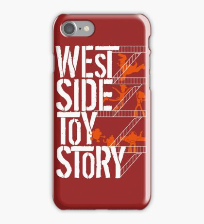 West Side Toy Story iPhone Case/Skin
