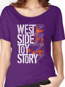 West Side Toy Story Women's Relaxed Fit T-Shirt