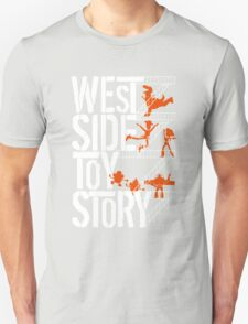 West Side Toy Story Unisex T-Shirt