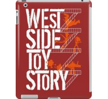 West Side Toy Story iPad Case/Skin