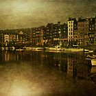 Honfleur by Bob Culshaw