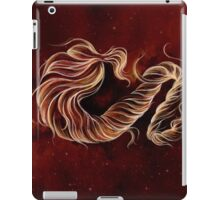 Ribbons of Flame iPad Case/Skin