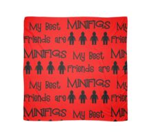 My Best Friends are Minifigs Scarf