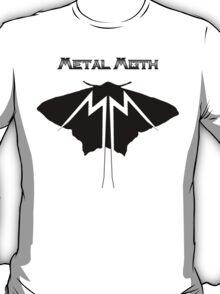 Metal Moth T-Shirt