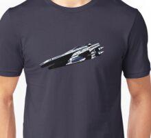 Mass Effect Alliance Cruiser Unisex T-Shirt