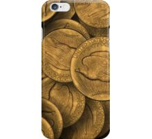 American Coins iPhone Case/Skin
