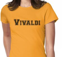 Vivaldi College Womens Fitted T-Shirt