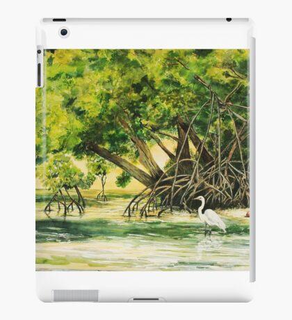 Mangrove Morning iPad Case/Skin