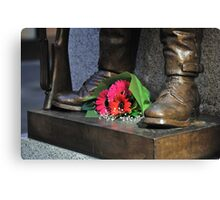 Remembrance -The Cenotaph Martin Place Canvas Print