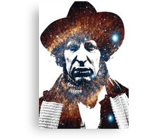 All of Space & Time Canvas Print