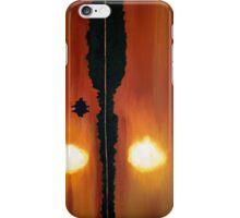 Sunset on the Lake iPhone Case/Skin