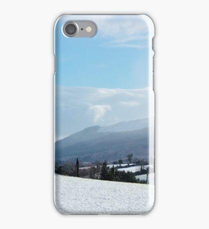 Snowy Mournes iPhone Case/Skin