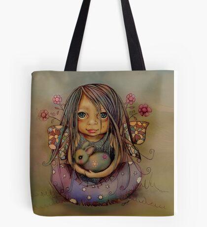 tiny and isabella  Tote Bag