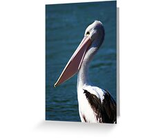 Sargent of the Squadron ? Greeting Card