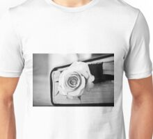This World Of Loneliness (mono) Unisex T-Shirt