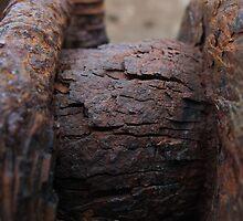 Rust mechanism by woodlandninja