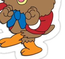 OWL JOLSON Sticker
