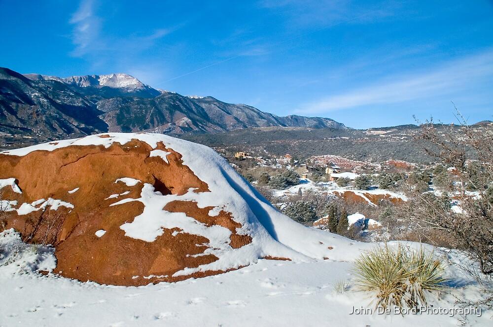Winter Color by John  De Bord Photography