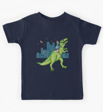 Dino Rider Kids Tee