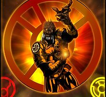 The Lantern Corps - Avarice by FPArtistry