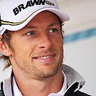 Jenson Button Formula 1 World Champion! by LisaRoberts