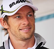 Jenson Button Formula 1 World Champion! by LisaRoberts