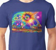 Land of Psychedelic Illuminations Unisex T-Shirt