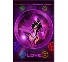 The Lantern Corps - Love Photographic Print