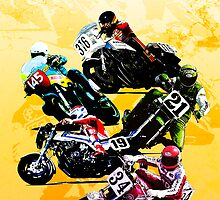 Superbikes - The Golden Age by Steve Harvey