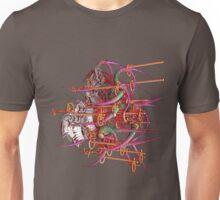 Binary blizzard Unisex T-Shirt