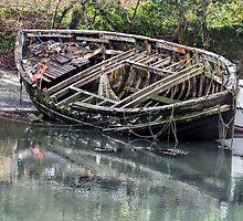 Along The Helford River 2 by Susie Peek