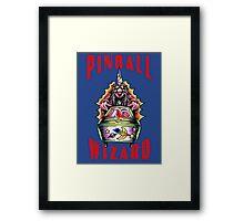 Pinball Wizard.  Framed Print