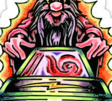 Pinball Wizard.  Sticker
