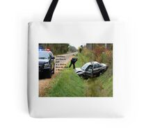Ditch Lesson Tote Bag