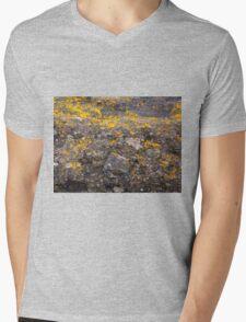 Sea Side Mens V-Neck T-Shirt