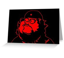 Peter Griffin - Che guevara Greeting Card