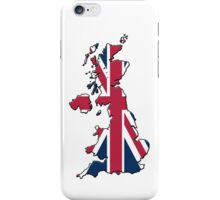 Smartphone Case - Cool Britannia - White Background iPhone Case/Skin