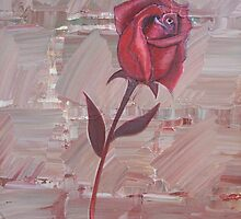 'Memory of the Rose' by shaida