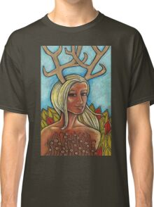 Deer Woman Tee Classic T-Shirt