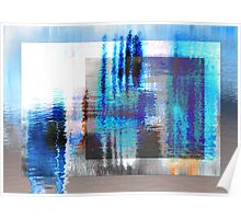 Abstract in layers Poster
