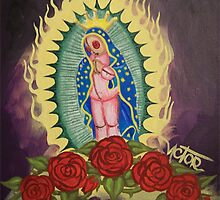 Ragdoll Mary by Victor Salazar