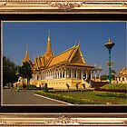 Royal Palace, Phnom Penh by Adri  Padmos