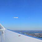 Leaving Newark by Tom Gomez