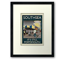 Southsea - It's Still Portsmouth Framed Print